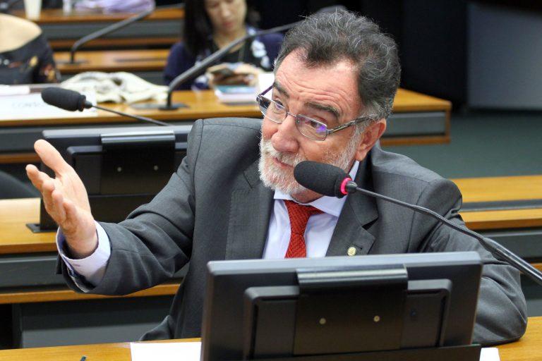 Audiência Pública - Tema: Recebimento do relatório da CPI DAS AGUAS E BARRAGENS da Câmara Municipal de Belo Horizonte. Dep. Patrus Ananias (PT-MG)