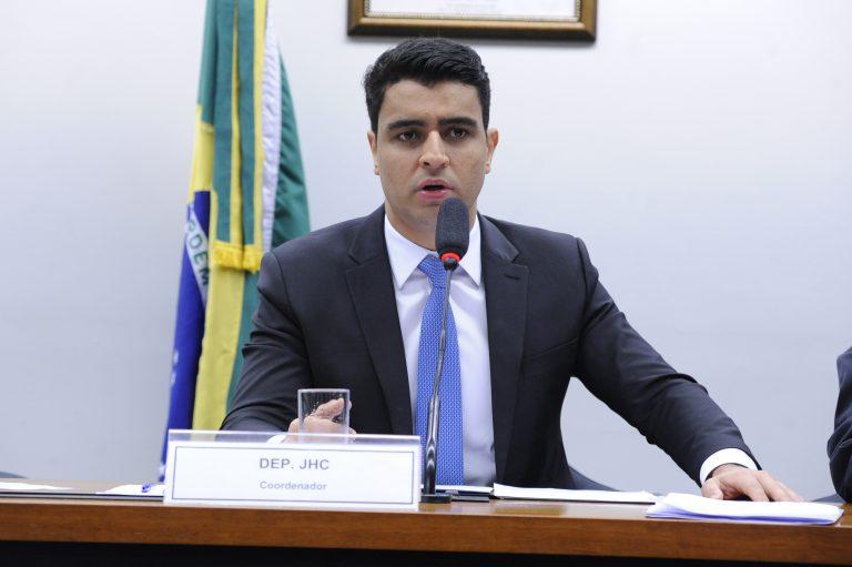 """Audiência Pública - Tema: """"Afundamento do Solo em Maceió/AL: Possíveis Causas."""". Dep. JHC (PSB - AL)"""