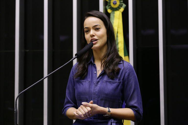 Comemoração do Dia Internacional de Combate à Violência Contra a Mulher. Dep. Shéridan (PSDB-RR)