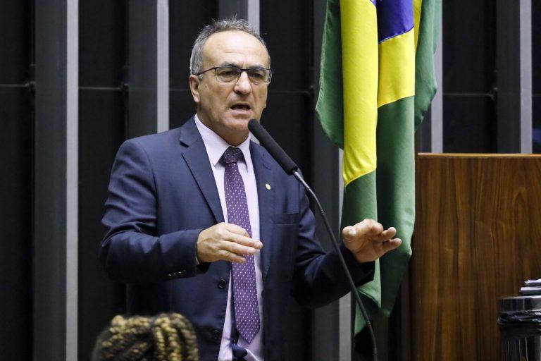 Sessão do Congresso destinada à deliberação de destaques de vetos. Dep. Marcon (PT - RS)