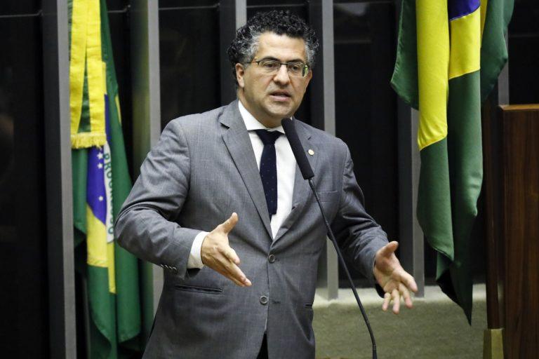 Sessão do Congresso destinada à deliberação de destaques de vetos. Dep. Alencar Santana Braga (PT - SP)