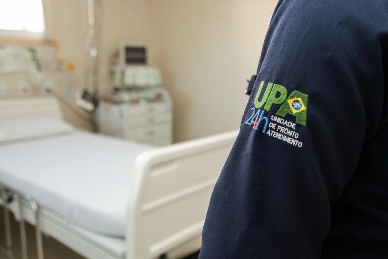 Saúde - hospitais - UPA atendimento pronto-socorro pacientes rede hospitalar