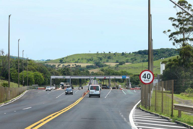 Transporte - pedágio privatização rodovias estradas