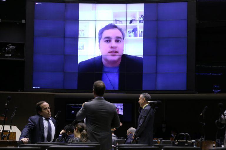 Ordem do dia para votação de propostas. Dep. Efraim Filho (DEM - PB)