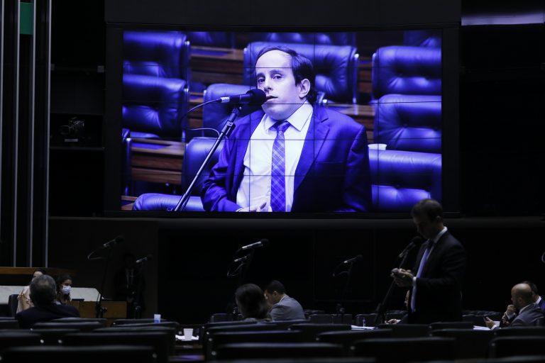 Ordem do dia para votação de propostas legislativas. Dep. Paulo Ganime (NOVO - RJ)