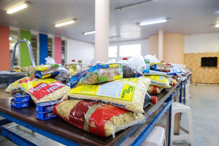 Alimentos - cesta básica alimentação produtos