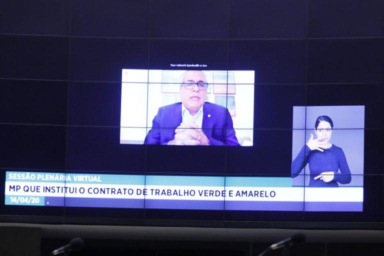 Ordem do dia para votação de propostas legislativas. Dep. Christino Aureo (PP - RJ)