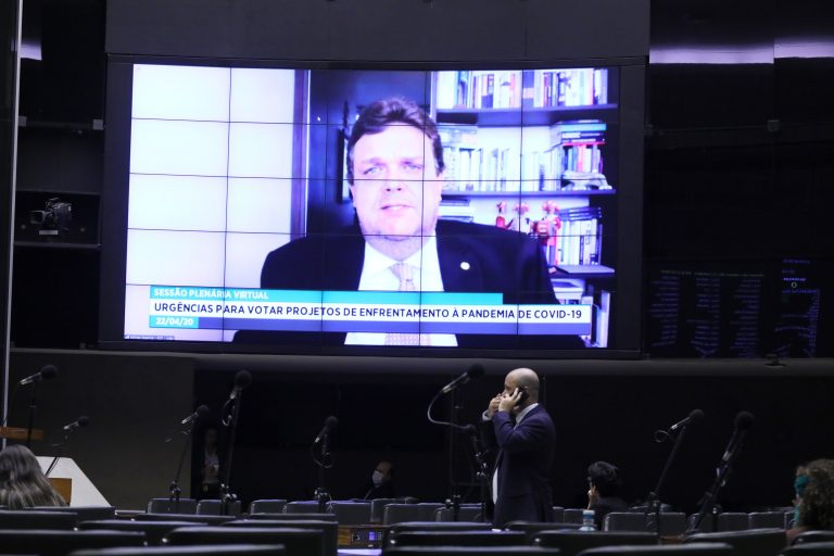 Ordem do dia para votação de propostas legislativas. Dep. Wolney Queiroz (PDT - PE)