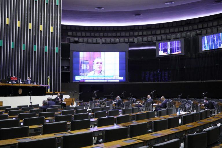 Ordem do dia para votação de propostas legislativas. Dep. Zé Silva (SOLIDARIEDADE - MG)