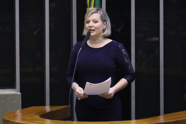 Ordem do dia para votação de propostas legislativas. Dep. Joice Hasselmann (PSL - SP)