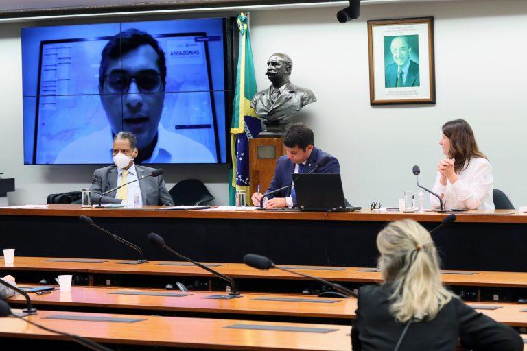 Audiência Pública - A situação no Estado do Amazonas