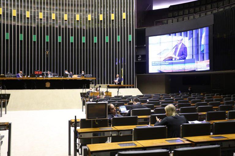 Ordem do dia para votação de propostas legislativas. Dep. Vitor Hugo (PSL - GO)