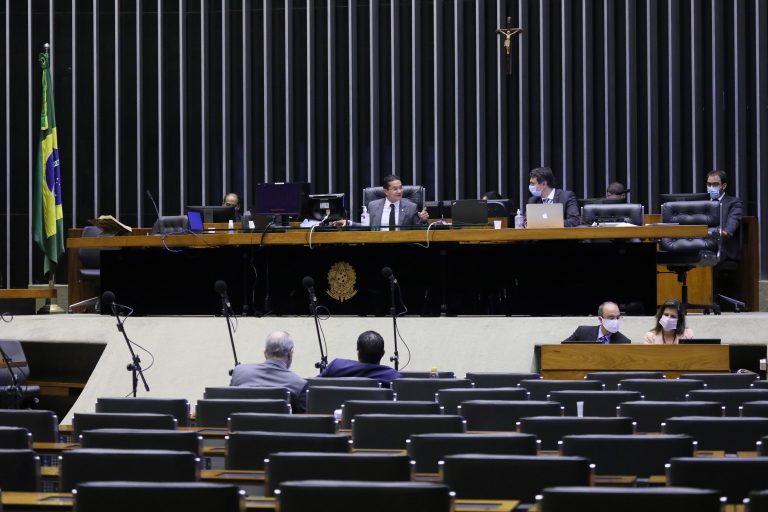 Ordem do dia para votação de propostas legislativas.