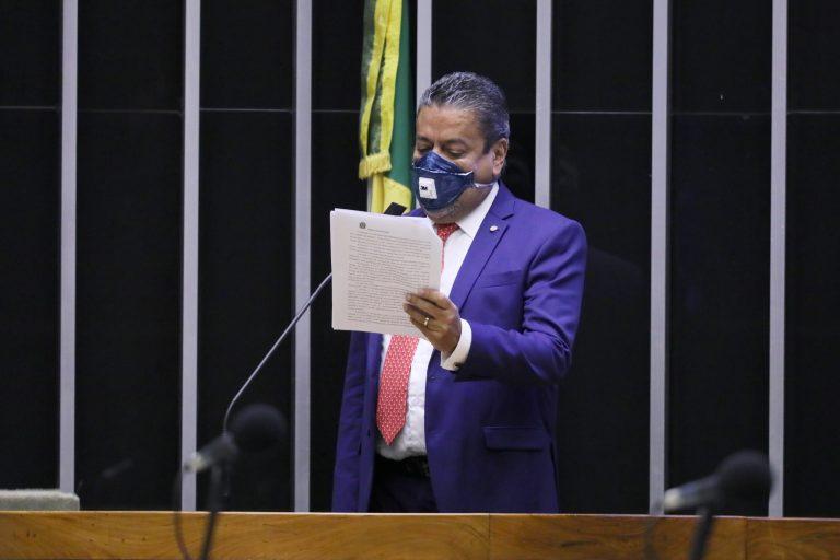 Ordem do dia para votação de propostas legislativas. Dep. Hiran Gonçalves (PP - RR)
