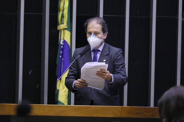 Ordem do dia para votação de propostas legislativas. Dep. Rodrigo de Castro (PSDB - MG)