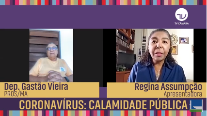 Gastão Vieira propõe responsabilidade solidária dos entes federados na aplicação de recursos para Covid