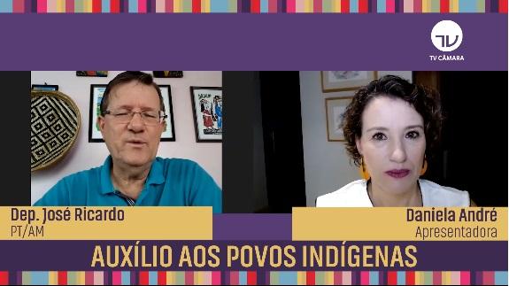 Auxílio aos povos indígenas diante da pandemia