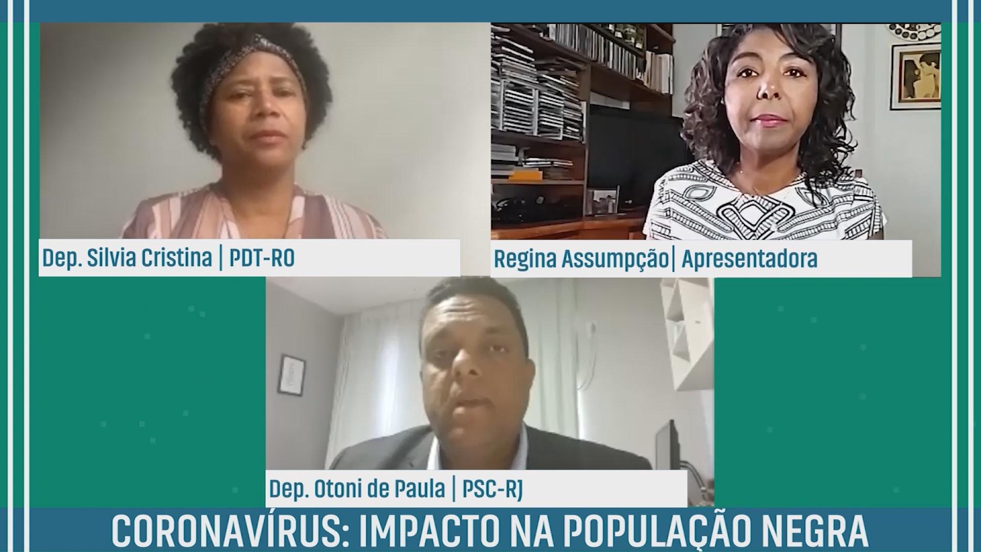 Coronavírus: impacto na população negra