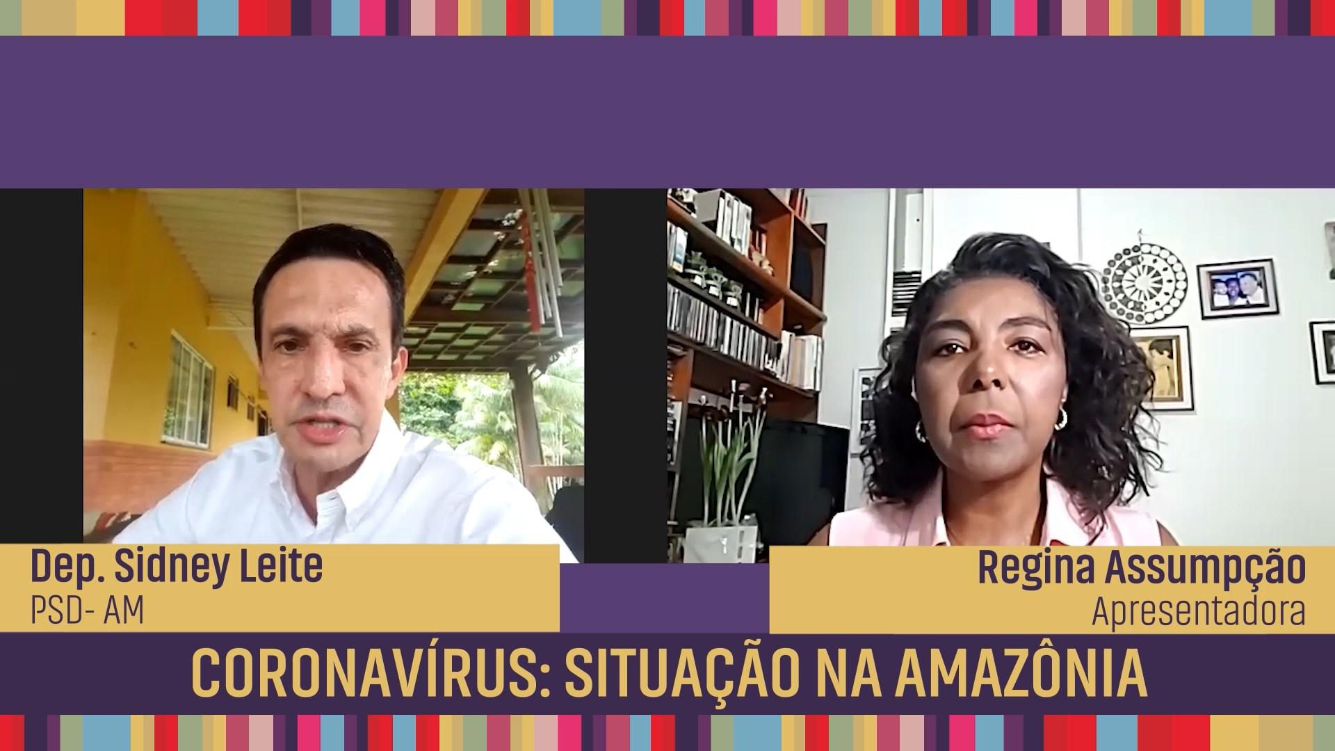 Coronavírus: Situação na Amazônia
