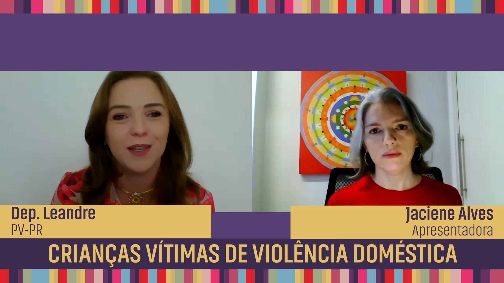 Coronavírus: Crianças vítimas de violência doméstica