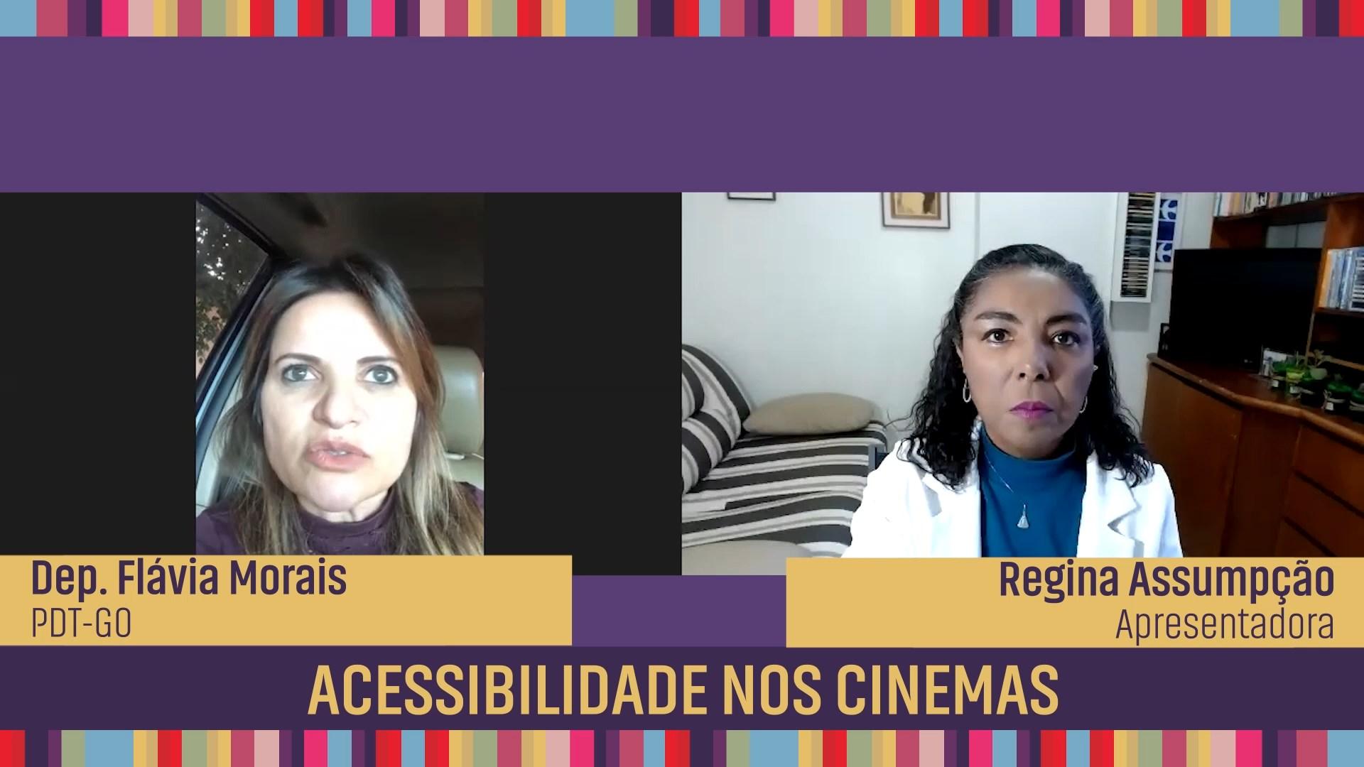 Acessibilidade nos cinemas