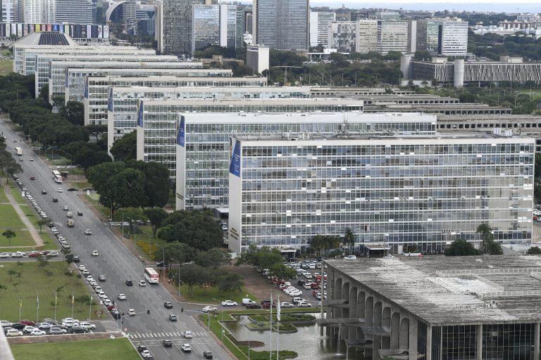 Brasília - esplanada - Ministérios