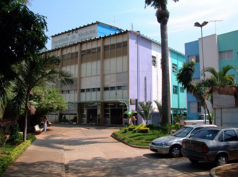 Saúde - hospitais - hospital universitário UFG