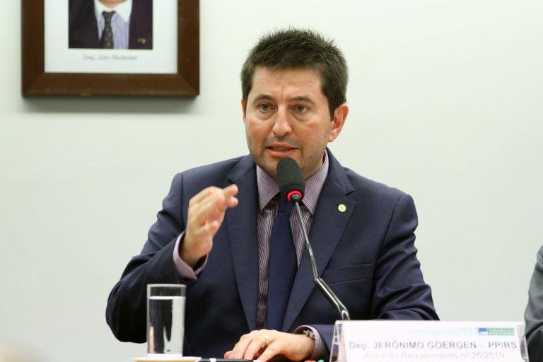 Audiência Pública sobre a extinção do passivo do Funrural. Dep. Jerônimo Goergen (PP - RS)