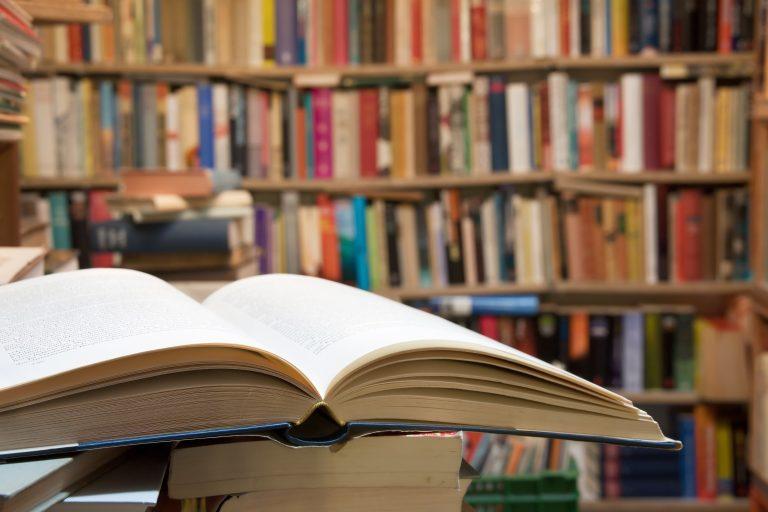 Biblioteca - livros