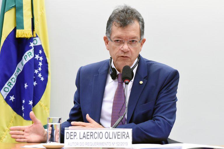 Audiência pública sobre a compra da Gaspetro pela Mitsui e o contrato de concessão com Sergipe. Dep. Laercio Oliveira (PP-SE)