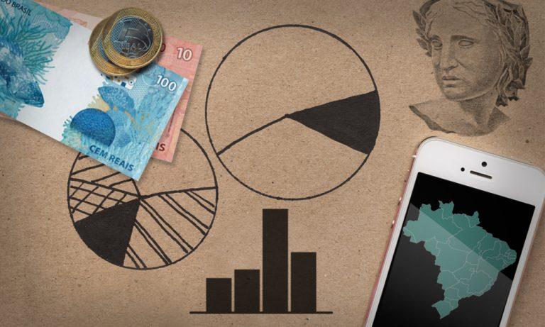 Ilustração, orçamento, lei orçamentária anual, contas públicas, pacto federativo