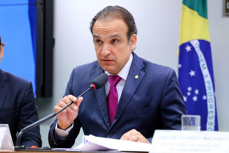 """Audiência Pública - Tema: """"Da Prova e das Ações de Impugnação"""". Dep. Hugo Leal (PSD - RJ)"""
