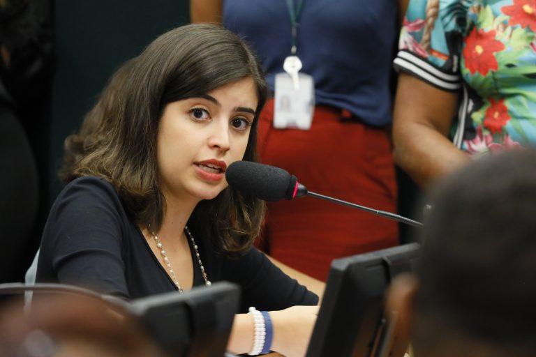 Discussão e votação do parecer da relatora. Dep. Tabata Amaral (PDT - SP)