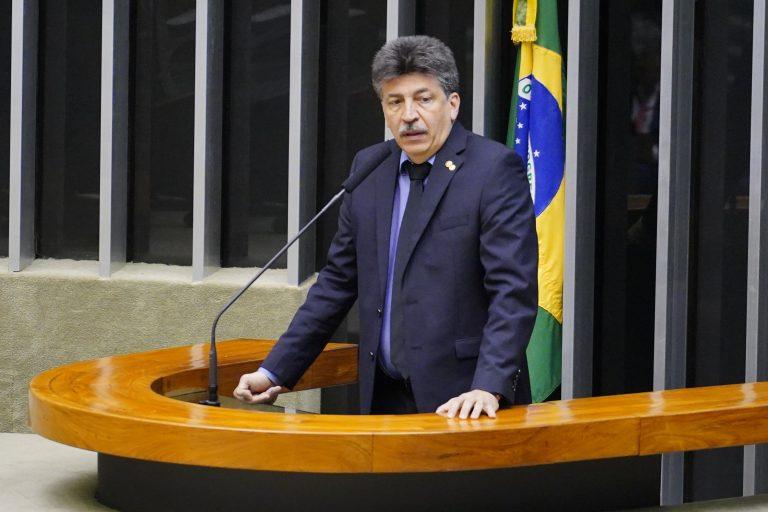 Ordem do dia para deliberação de vetos. Dep.Felício Laterça (PSL - RJ)