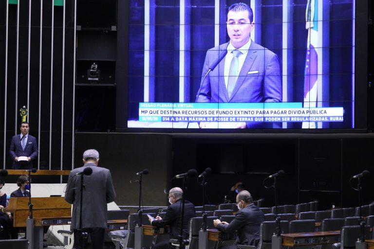 Ordem do dia para votação de propostas. Dep. Luis Miranda (DEM - DF)