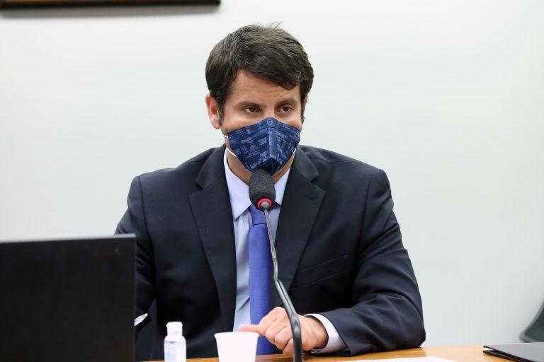Debate de requerimentos e propostas da comissão. Dep. Dr. Luiz Antonio Teixeira Jr. (PP - RJ)