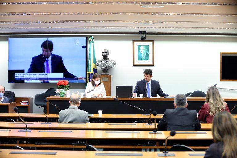 Debate de requerimentos e propostas da comissão