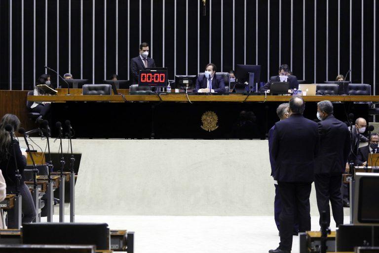 Ordem do dia para votação de proposta. Presidente da Câmara dos Deputados, dep. Rodrigo Maia (DEM-RJ)