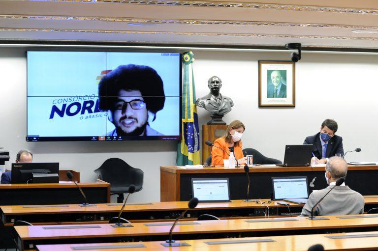 Reunião Técnica por videoconferência - A Situação dos Recursos Humanos no Brasil