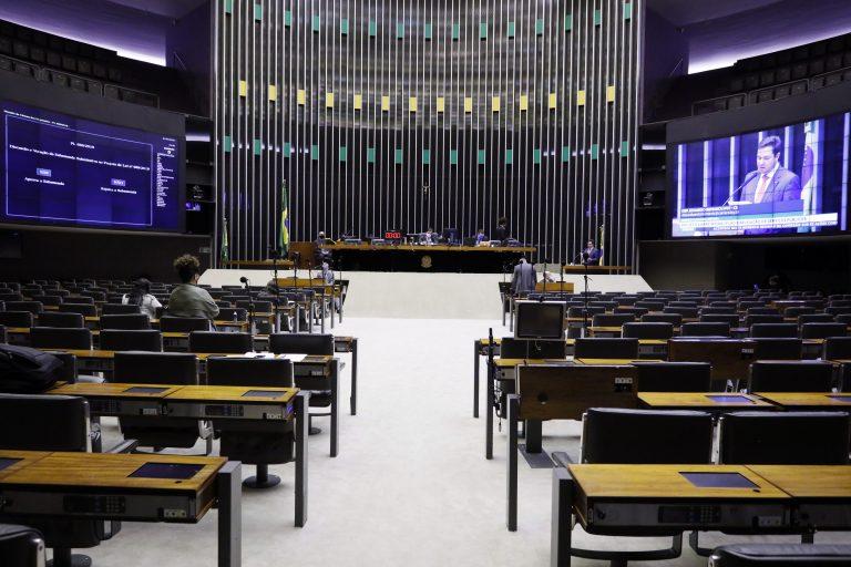 Ordem do dia para votação de proposta
