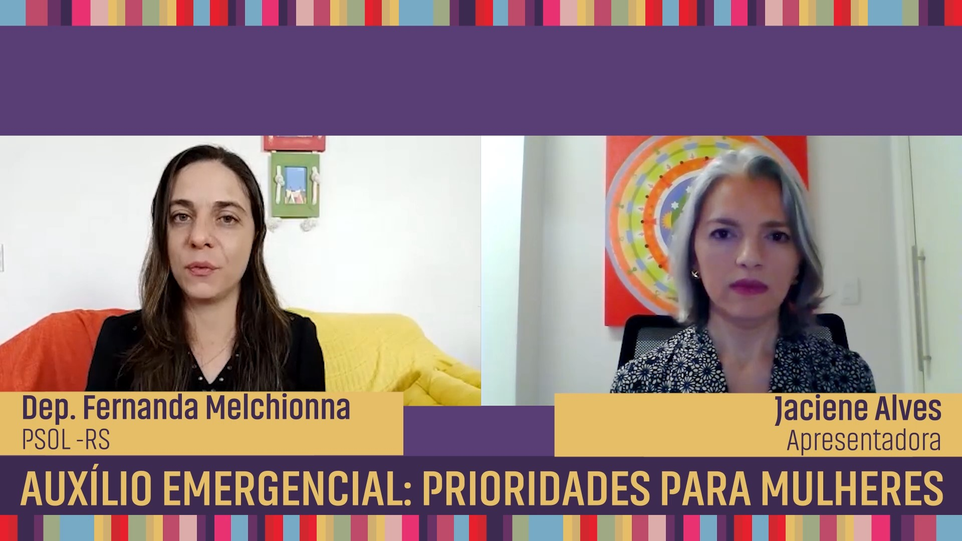 Coronavírus: mulher é prioridade para receber auxílio emergencial