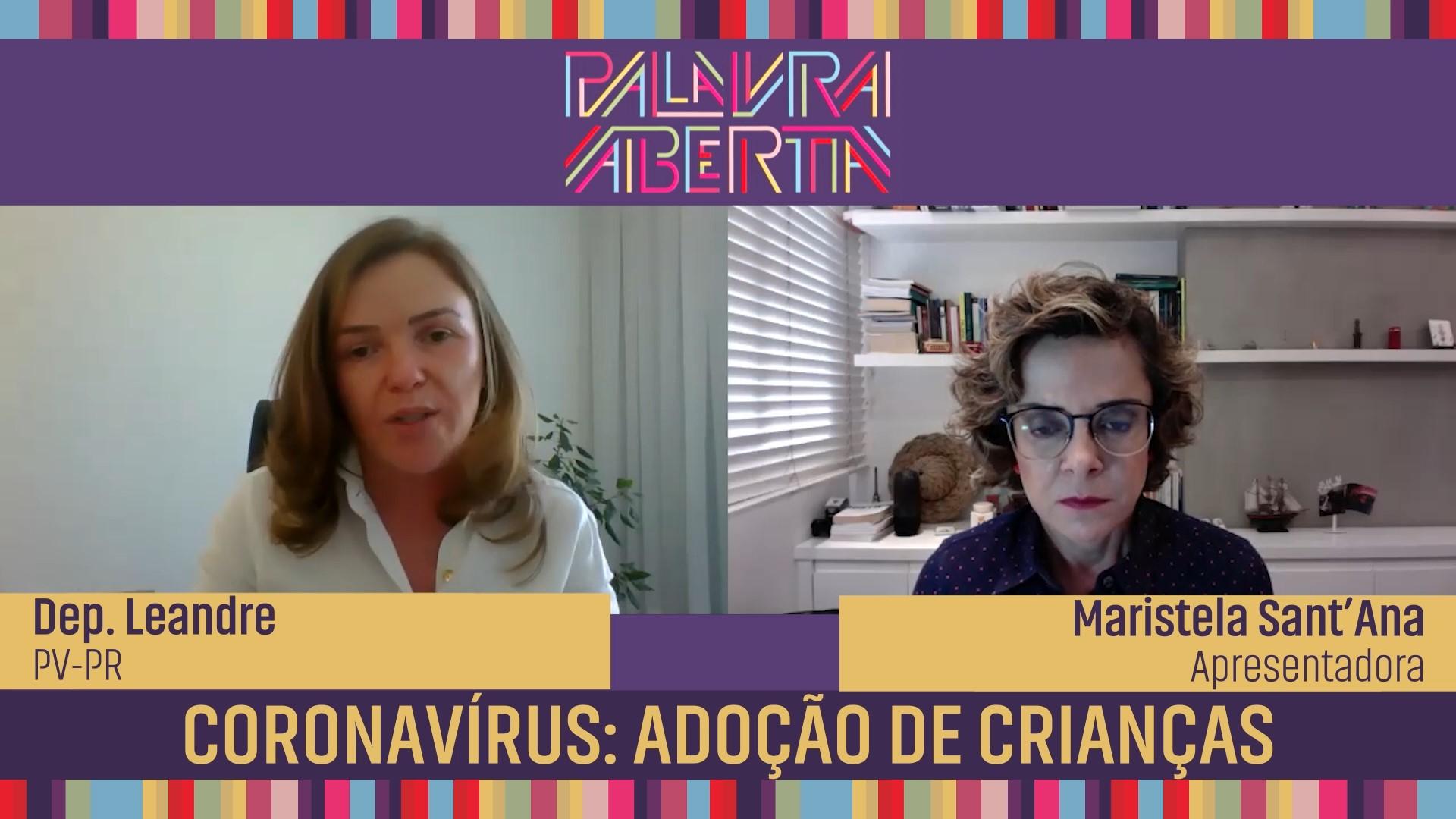 Coronavírus: Adoção de crianças