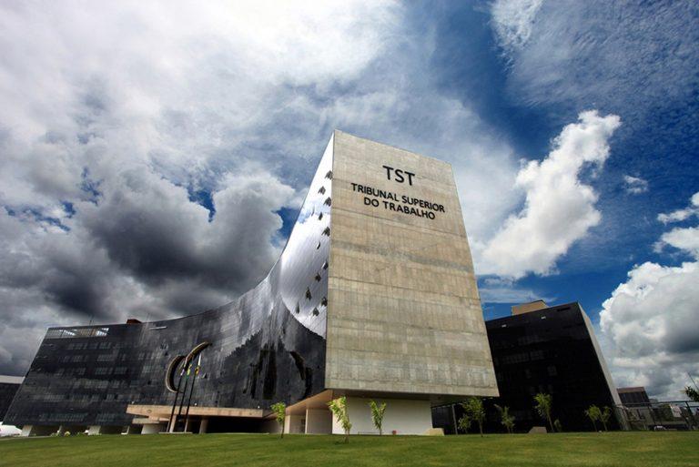 TST - fachada - tribunal superior trabalho