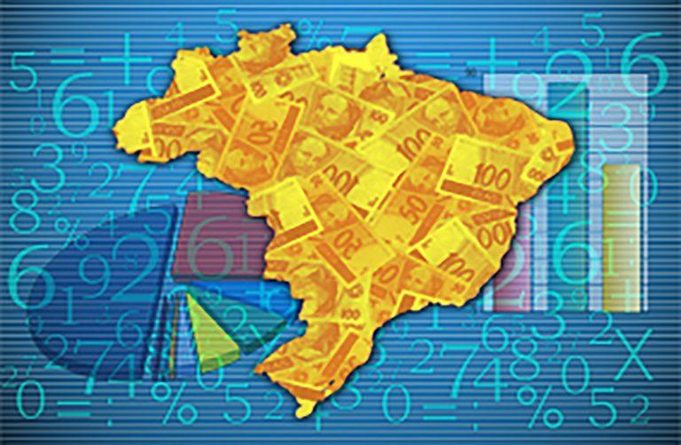 Economia - orçamento - dívida estados dinheiro recursos orçamentária finanças públicas