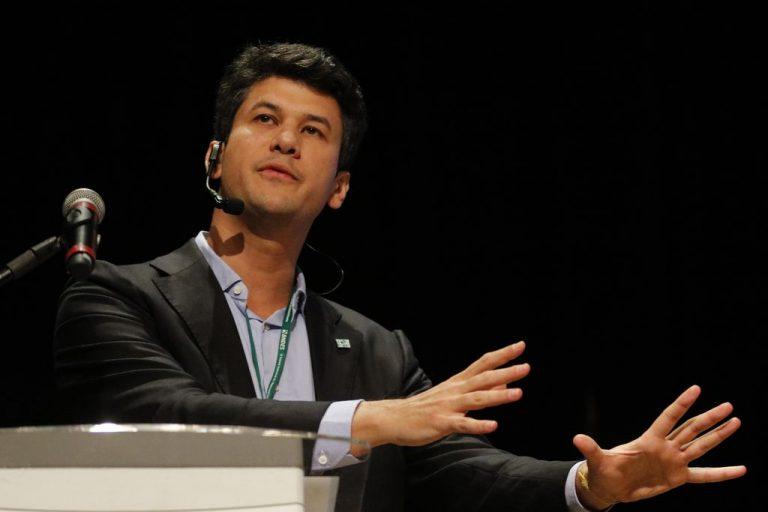 Autoridades - presidente do BNDES Gustavo Montezano