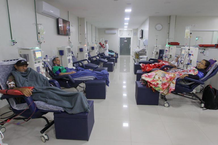 Saúde - geral - tratamentos pacientes hemodiálises rins insuficiência renal transplantes