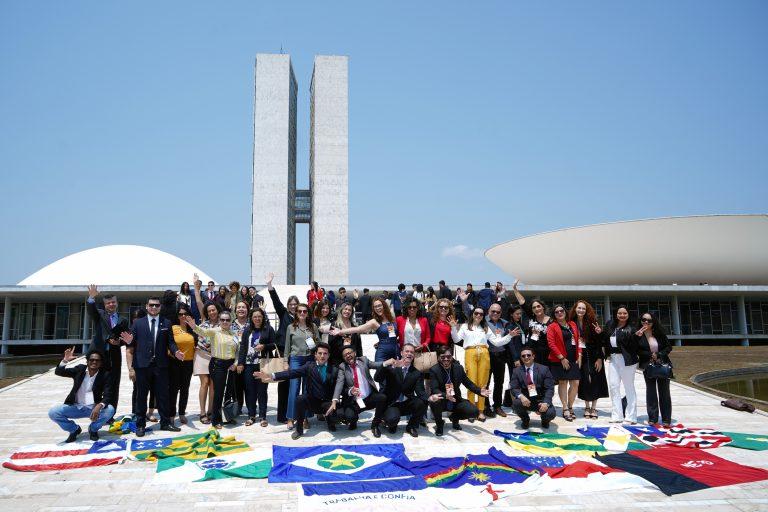 Parlamento Jovem Brasileiro 2019 - Sessão Plenária e entrega dos Diplomas