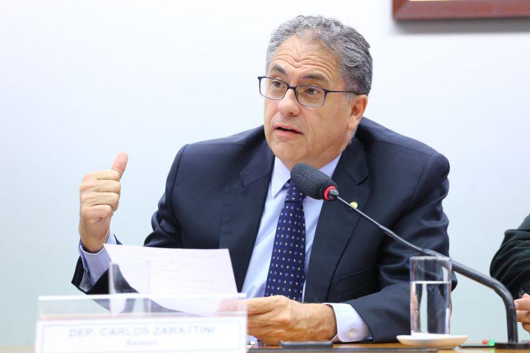 """Audiência Pública - Tema: """"Reforma da Lei de Improbidade Administrativa"""". Dep. Carlos Zarattini (PT - SP)"""