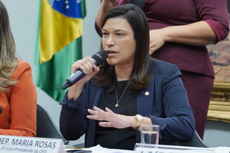 Audiência Públcia - Tema: Instrumentos de Avaliação da Deficiência. Dep. Maria Rosas (REPUBLIC-SP)
