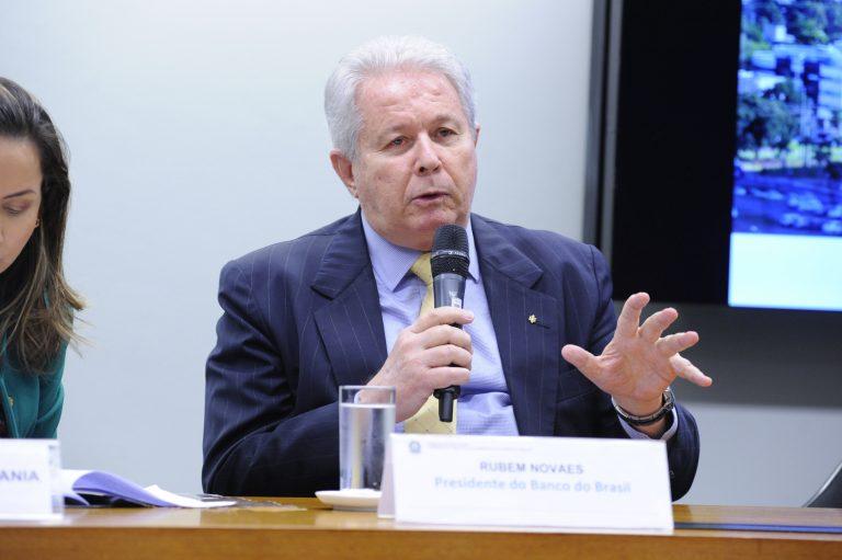 """Audiência Pública - Tema: """"Planejamento estratégico do Banco do Brasil"""". Presidente do Banco do Brasil, Rubem Novaes"""